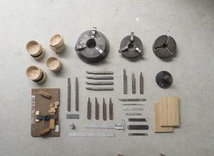 木工の道具達