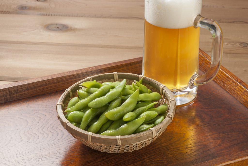 ビールとプリン体の関係