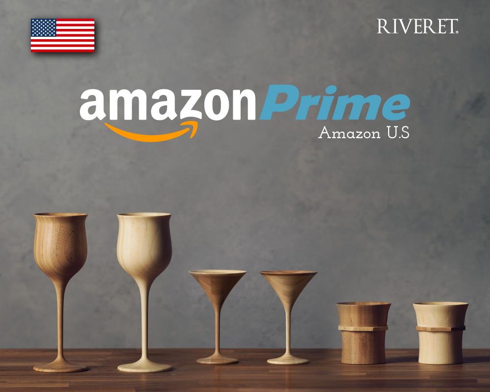 Amazon U.SでRIVERETの販売開始