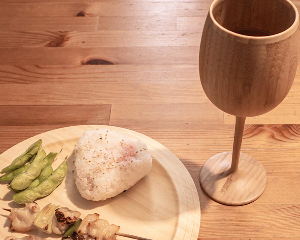 日本ワインと和食