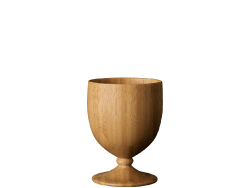 goblet -brown-