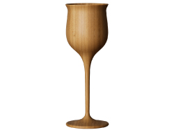 wine vessel -brown-