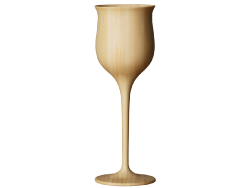 wine vessel -white-
