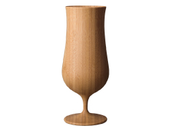 beer vessel -brown-