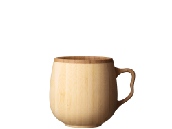cafe au lait mug -white-