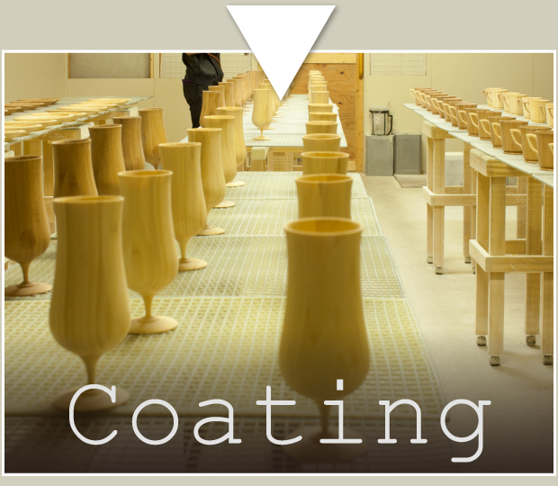 RIVERET coating